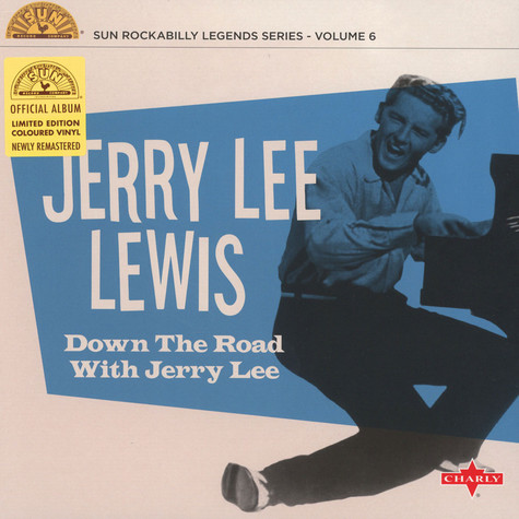 Jerry Lee Lewis - Down The Road With Jerry Lee