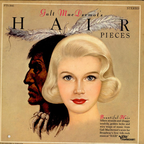 Galt MacDermot - Hair Pieces