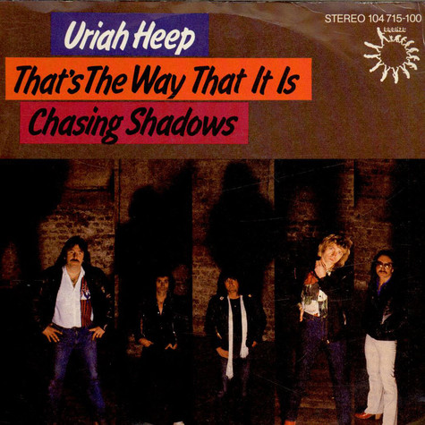 Uriah Heep - That's The Way That It Is