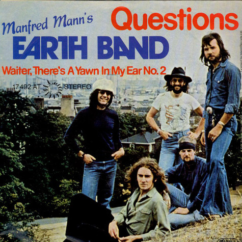 Manfred Mann's Earth Band - Questions