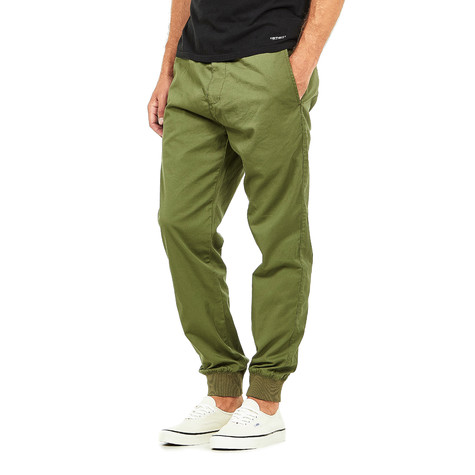 "Carhartt WIP - Madison Jogger ""Trabuco"" Stretch Twill, 6 oz"