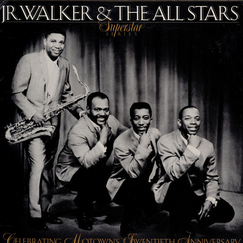 Junior Walker & The All Stars - Motown Superstar Series Vol. 5