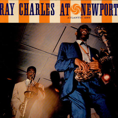 Ray Charles - Ray Charles At Newport