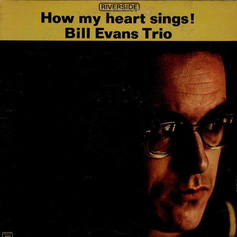 Bill Evans Trio, The - How My Heart Sings