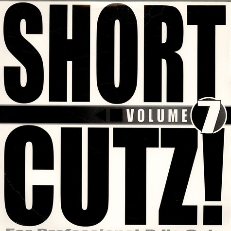 Various - Short Cutz! Volume 7
