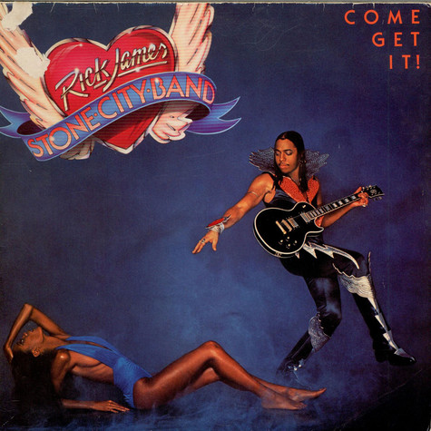 Rick James - Come Get It