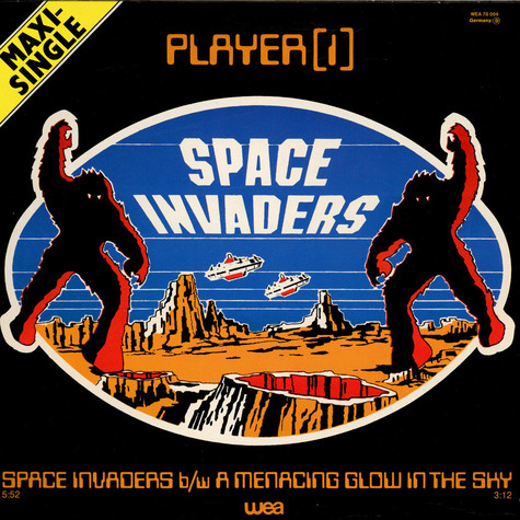 Player [1] - Space Invaders