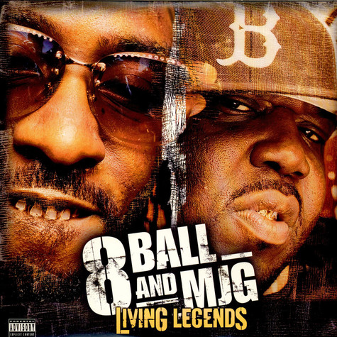 Eightball & M.J.G. - Living Legends