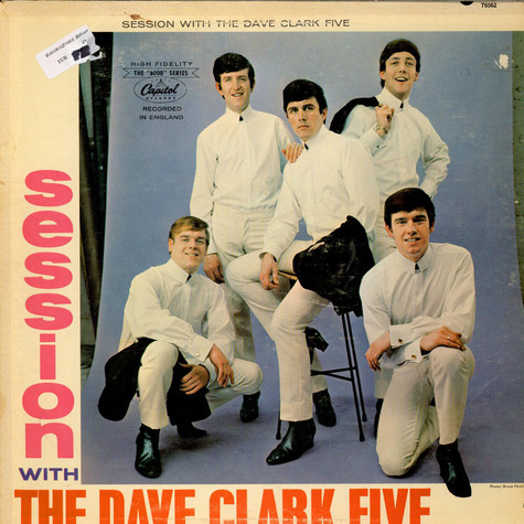 Dave Clark Five, The - Session With The Dave Clark Five