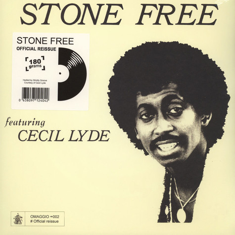 Cecil Lyde - Stone Free