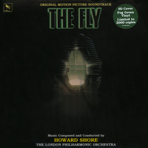 Howard Shore - OST The Fly
