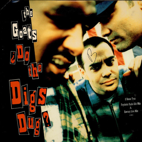 Goats, The - ¿Do The Digs Dug?
