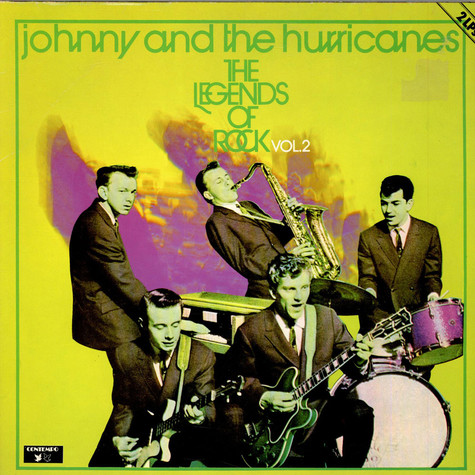 Johnny And The Hurricanes - The Legends Of Rock Vol. 2