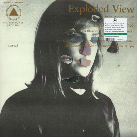 Exploded View - Exploded View Green Vinyl Edition