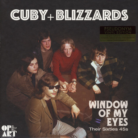Cuby & Blizzards - Window Of My Eyes: Their Sixties 45s Clear Vinyl Edition