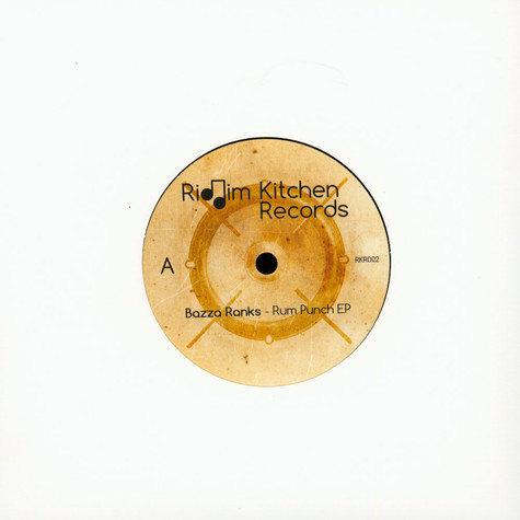 Bazza Ranks - Rum Punch Ep