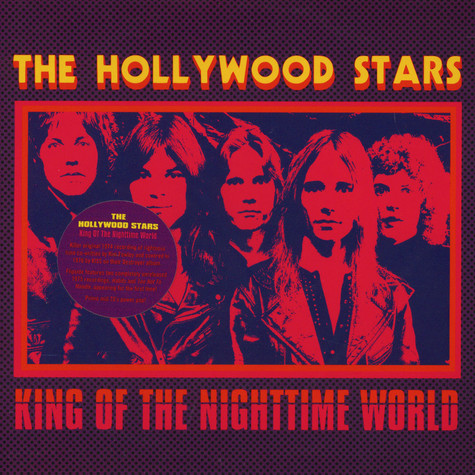 Hollywood Stars, The - King Of The Night Time World