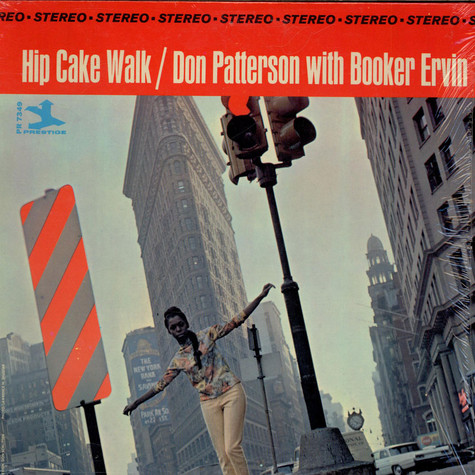 Don Patterson With Booker Ervin - Hip Cake Walk