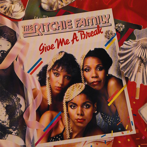 The Ritchie Family - Give Me A Break
