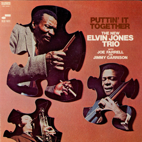 New Elvin Jones Trio, The - Puttin' It Together