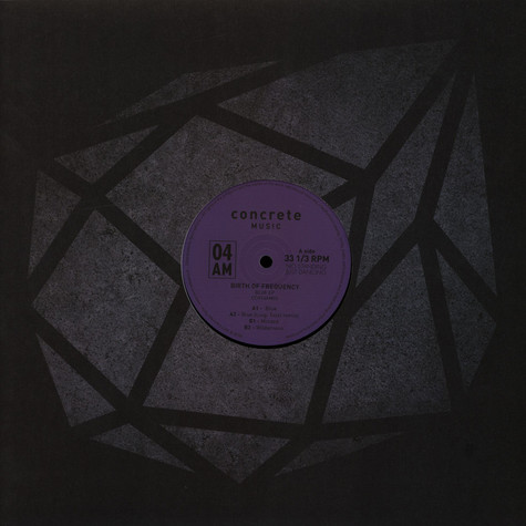 Birth Of Frequency - Blue EP Luigi Tozzi Remix