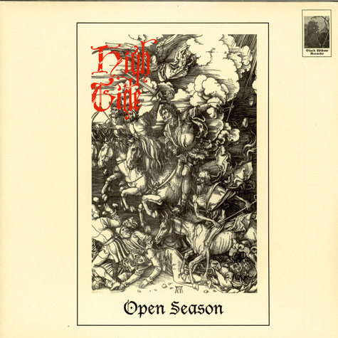 High Tide - Open Season