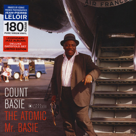 Count Basie - The Atomic Mr.Basie