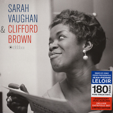 Sarah Vaughan with Clifford Brown - Sarah Vaughan with Clifford Brown