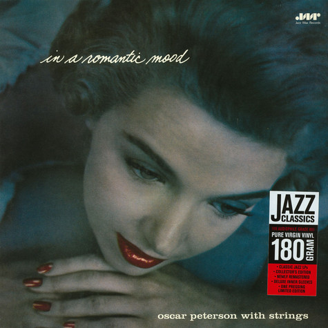 Oscar Peterson With Strings - In A Romantic Mood