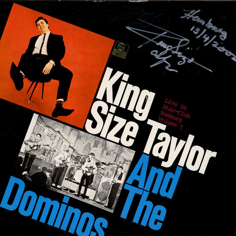 King Size Taylor & The Dominoes - Live Im Star-Club Hamburg Volume 1