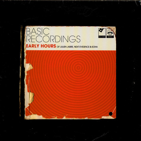 V.A. - Early Hours Of Julien Jabre, Next Evidence & Soha