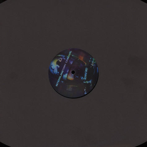Interplanetary Criminal - Intergalactic Jack