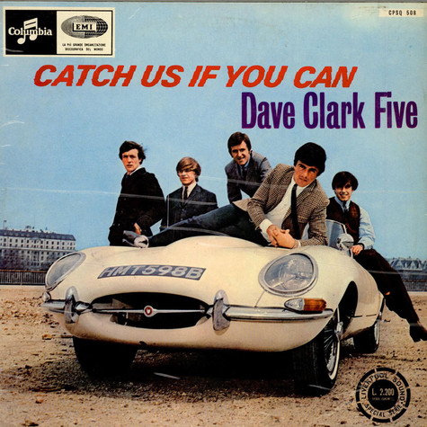 Dave Clark Five, The - Catch Us If You Can