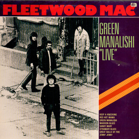 "Fleetwood Mac - Green Manalishi ""Live"""