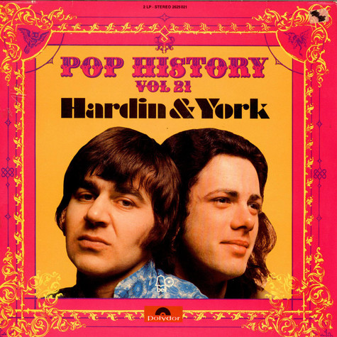 Hardin & York - Pop History Vol 21