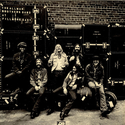 Allman Brothers Band, The - The Allman Brothers Band At Fillmore East