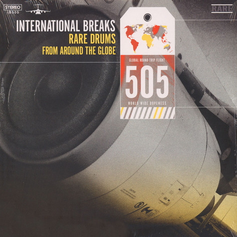 V.A. - International Breaks Volume 5