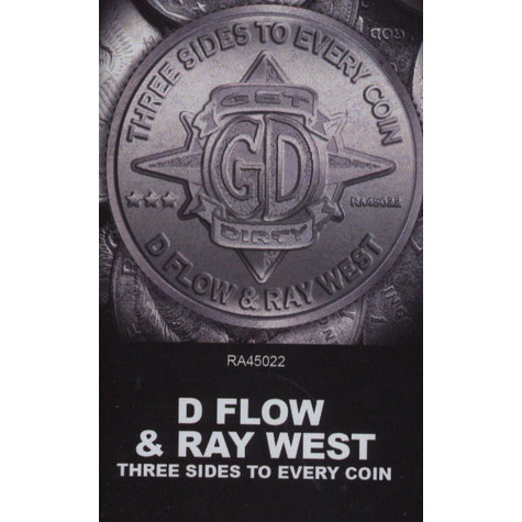 Ray West & D-Flow - Three Sides To Every Coin EP