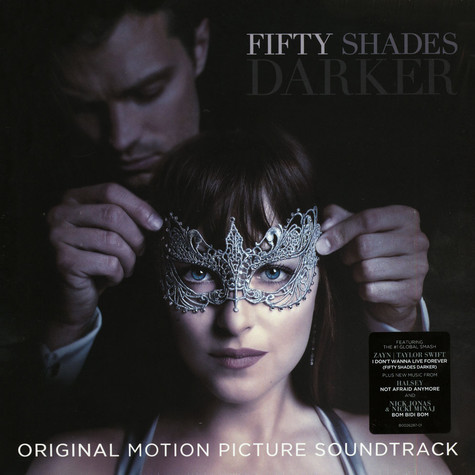 V.A. - OST Fifty Shades Darker