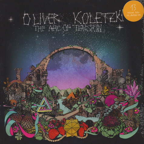 Oliver Koletzki - The Arc Of Tension