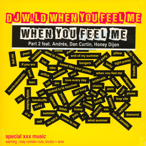 DJ W1LD - When You Feel Me Part 2