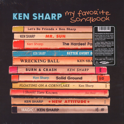 Ken Sharp - My Favorite Songbook