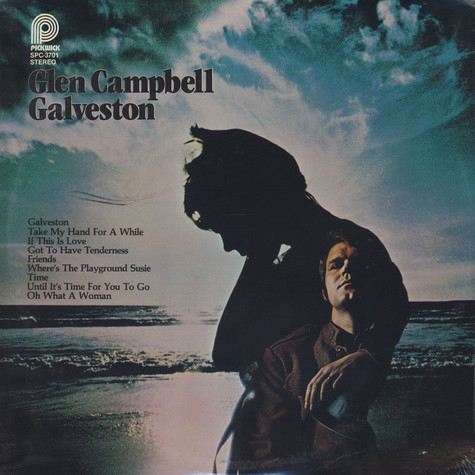 Campbell, Glen - Galveston