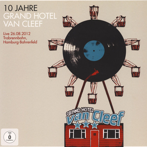 V.A. - 10 Jahre Grand Hotel van Cleef - Live -