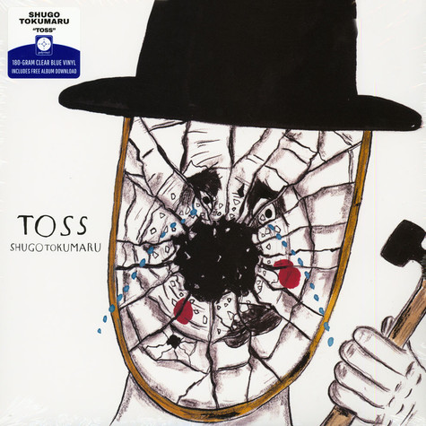 Shugo Tokumaru - Toss Clear Blue Vinyl Edition