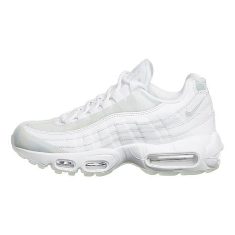 on sale aff9c 1cfd4 Nike. WMNS Air Max 95 SE (White   Pure Platinum   Ice)