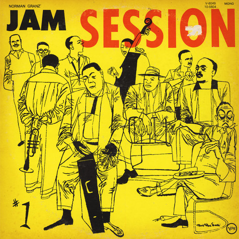 Various - Norman Granz' Jam Session #1