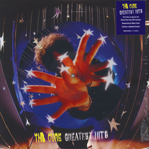 Cure, The - Greatest Hits Remastered Picture Disc Edition