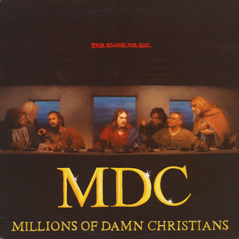 MDC - This Blood's For You