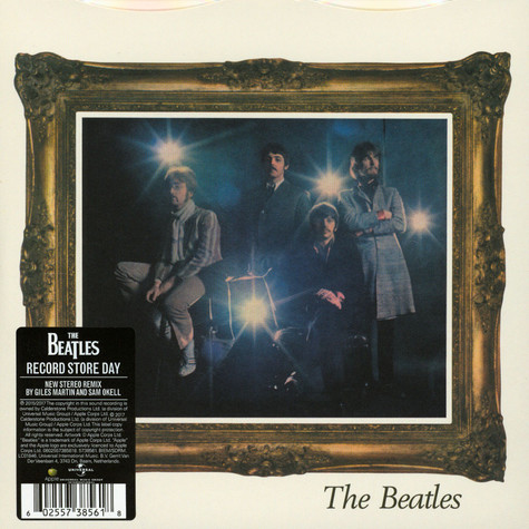 Beatles, The - Penny Lane / Strawberry Fields Forever